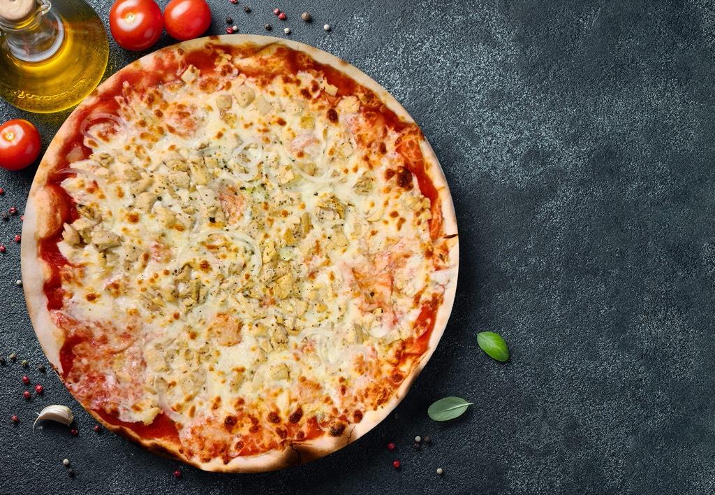 Pizza Veneciana - Pizzeria Don Carlo Calella