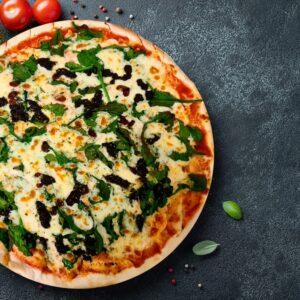 Pizza Griega - Pizzeria Don Carlo Calella