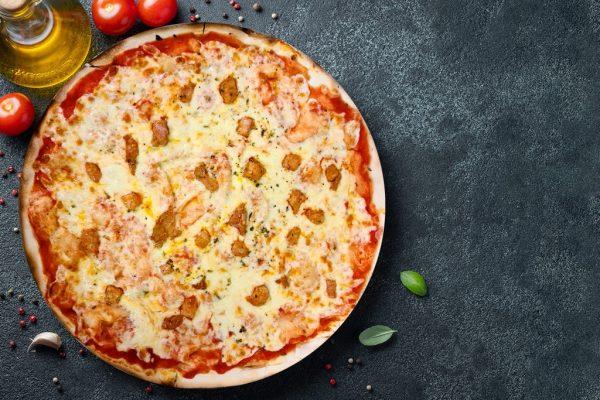 Pizza Campestre - Pizzeria Don Carlo Calella