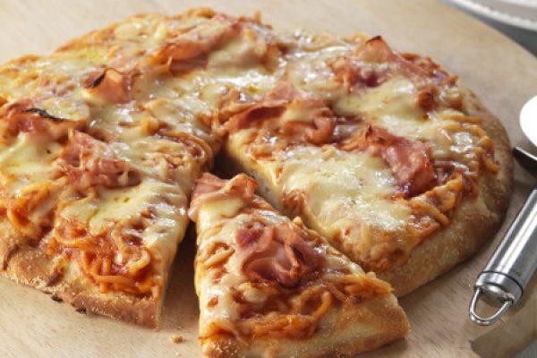 Ham-Pizza